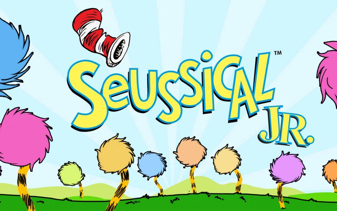 Seussical Jr. Presented by Trinity Regional School