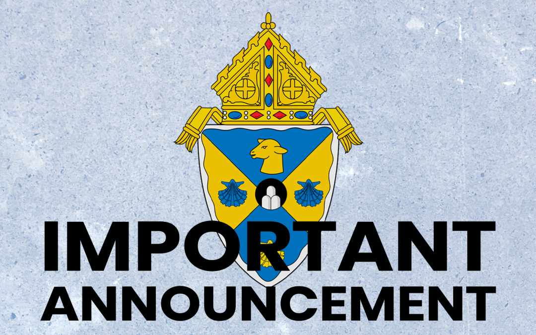All Masses Cancelled Until April 14th, Including Holy Week and Easter.