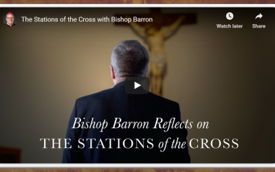 The Stations of the Cross with Bishop Barren