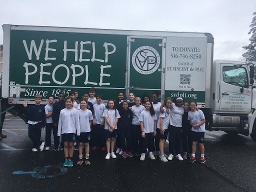 Sharing God's Love as a Volunteer in the Society of St. Vincent de Paul
