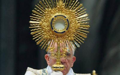 Eucharistic Adoration Chapel