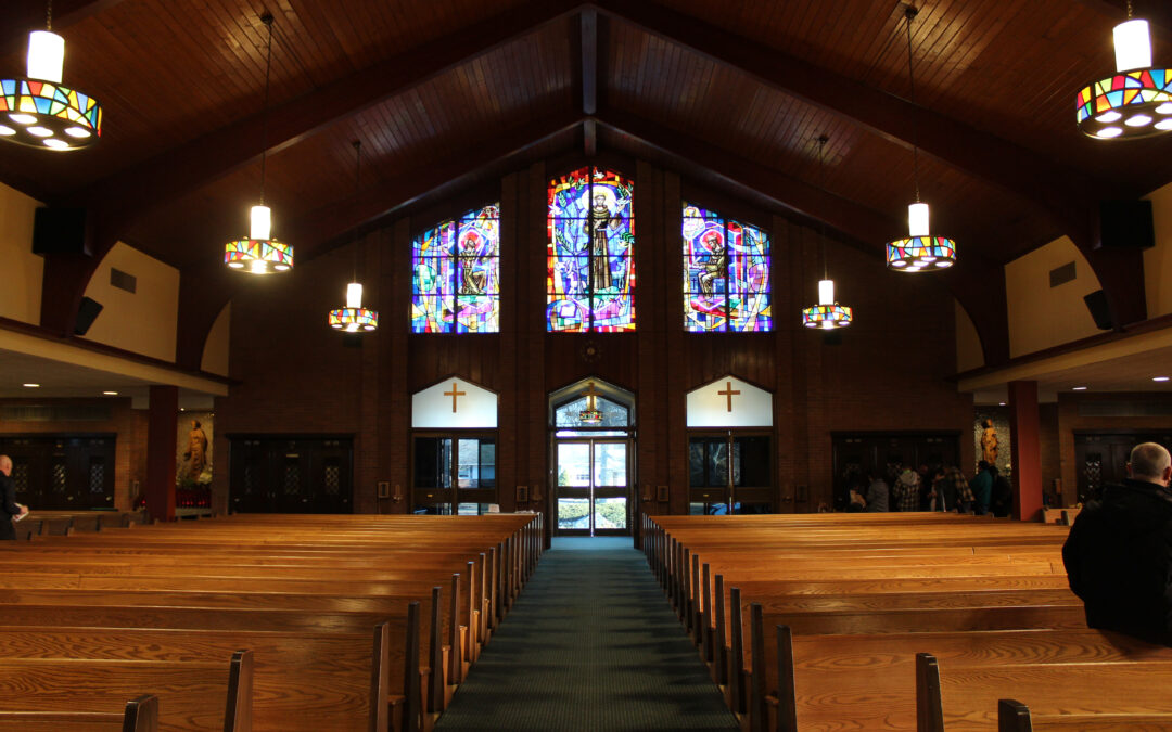 The Windows of our Church