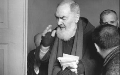 The Feast of St. Padre Pio