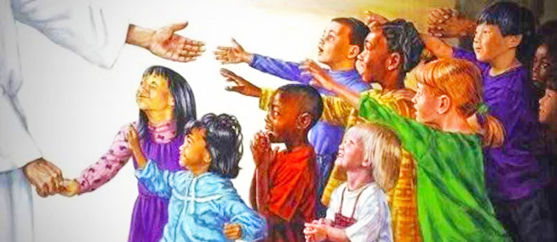 Little People, BIG Faith!