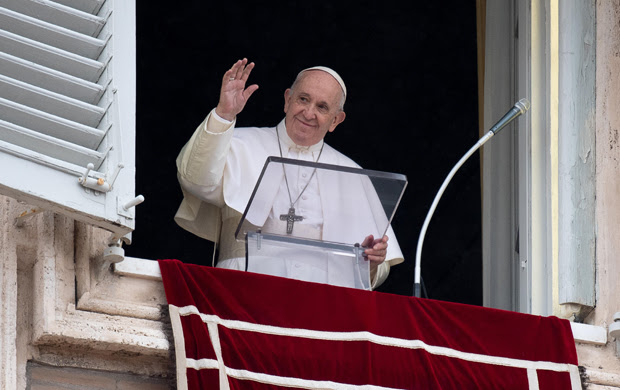 'Gospel is not Reserved for a Few,' Pope says