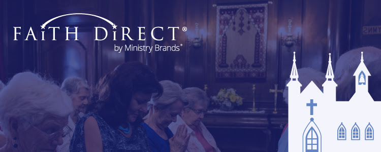 Faith Direct – The Safe and Easy way to Support Your Parish