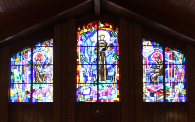 The Windows of our Church: The Life of St Francis of Assisi