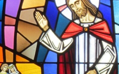 The Windows of our Church – The Marriage of Cana