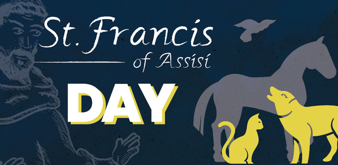 Hold the Date for St. Francis Day