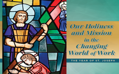 Celebrating St. Joseph the Worker on Labor Day
