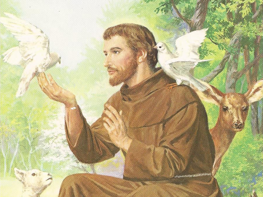 St. Francis of Assisi – Patron of our Parish
